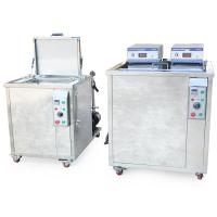 China Heavy Duty Automotive Industrial Ultrasonic Cleaner Car Parts Washing 360L 3600W on sale
