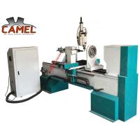 Quality Jinan CAMEL CA-1530 automatic wood lathe price cnc wood turning lathe for sale