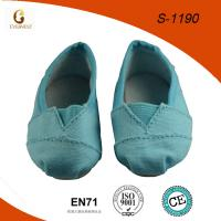 China rubber sole doll shoes/canvas doll shoes/plastic soles for doll shoes on sale