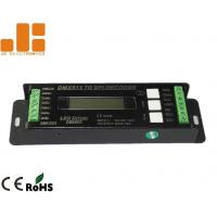 Quality 16A Dmx Light Controller Adapts LCD Display Wireless Dmx Controller With 26 Programs for sale