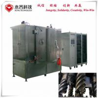 Quality Stainless Steel Black Thin Film Coating Machine,  MF Sputtering Deposition System With CE Certification for sale
