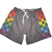 Quality Custom Sublimation Printing Board Shorts With Private Label for sale