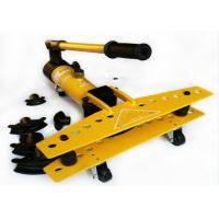 Quality SWG Aluminum Hydraulic Busbar Bending Machine Fixed Structure for sale