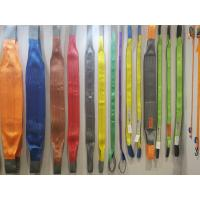 China polyester webbing sling ,     According to EN1492-1 Standard, Safety factor 7:1 ,  CE,GS certificate for sale
