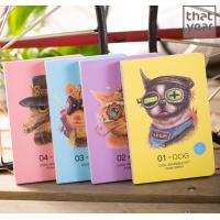 Buy Students portable bare notebook with different color at wholesale prices
