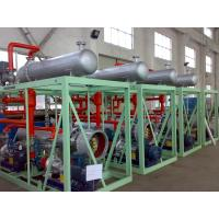 Quality Duct Type Gas Fired Thermic Fluid Heater , Energy Saving Electric Heaters for sale