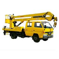 Quality Power strong XCMG 14m small telescopic aerial work platform XZJ5064JGK for sale