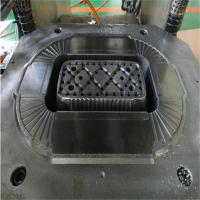 Food Aluminum Foil Container Mould stable for Punching Machine , aluminum foil container production line