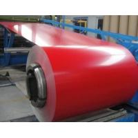 Quality Roofing PPGI Steel Coil , Pre Painted Steel Coil Without Protective Film for sale