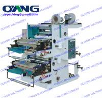 Quality YT Series Two Color Flexographic Printing Machine for sale