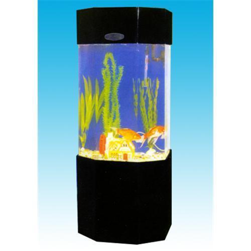 Aquarium tanks cylindrical fish aquariums of aquarium10 for Cylindrical fish tank