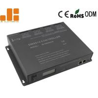 Quality Cascaded Available DMX512 Master Controller With 4096 Channels Program Online Control for sale