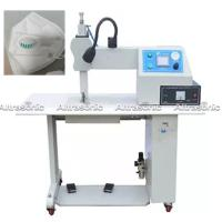Quality Ultrasonic 35khz Sealing Medical Disposable Nonwoven Surgical Gown Machine for sale