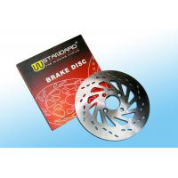 Quality Motorcycle Front Brake Disc Rotor SUPRA100 SMASH TS125 CG125 45251-KEV-650 for sale