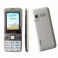 Quality GSM Double-frequency Digital Mobile Phones/QWERTY Phones with Touch Color Screen for sale