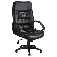 Quality Water Proof  Executive Office Furniture Chairs , Pu Leather Home Office Desk Chairs for sale
