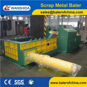 China Non ferrous metal baler press on sale