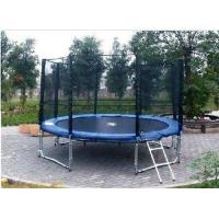 Trampoline With Safety Net For Sale