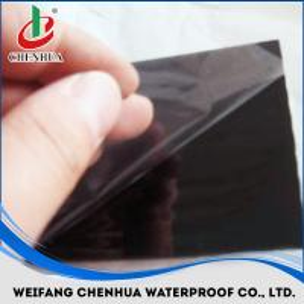 Self Sealing Membrane Roof : Double self adhesive bitumen waterproof membrane of wfchenhua