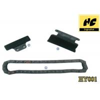 Quality HY001 Hyundai 2.0L G4GC, F, M Engine Timing Chain Kit Standard Size TUV Certification for sale