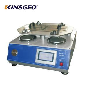 KJ - C001 Martindale Abrasion Testing Machine , Abrasion Testing Equipment