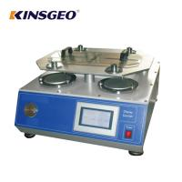Buy KJ - C001 Martindale Abrasion Testing Machine , Abrasion Testing Equipment at wholesale prices
