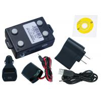 Quality Real Time Tracker GPS Car Alarm System With Magnet Pin & Free Service Charge Tracking Platform for sale