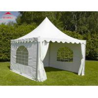 Quality Fire Safety 5X5M Pagoda Party Tent Max Wind Speed Allowance 70 - 100km/H for sale