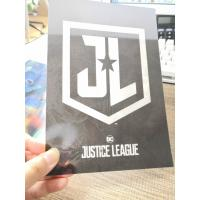 China Custom PVC DC Justice League 3D Business Cards For Avertisement / Promotion for sale