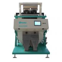 CCD Color Vegetable Sorting Machine / Fruit Grading Machine For Agriculture