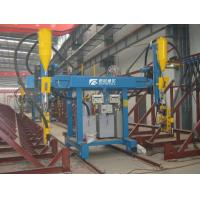 Quality Motorized H-beam Production Line Electrical Steel Gantry Welding Machine for sale