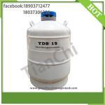 Quality TianChi Liquid nitrogen container / tank 15L Aviation aluminum color  manufacturers for sale