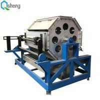 China 220V / 380V Pulp Egg Cartons Making Machine 12 Months Warranty 10 Ton Weight on sale