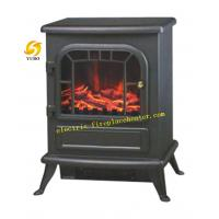 China European Stylish Hearth And Home Electric Fireplace Stove For Apartment Hall on sale