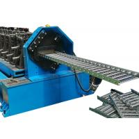 Quality 20 Stations Storage Rack Roll Forming Machine , Steel Profile Roll Forming Machine for sale