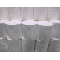 Quality Nonwoven Towel Disposable Dry Wipes 180 Pieces Per Roll  No linting for sale