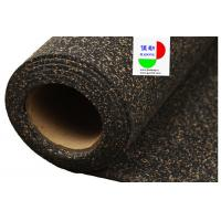 China Thermal Insulation Foam Rubber Mat Wood Floor Sound Underlayment Anti Static on sale