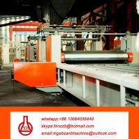 China Partition Wall Panel Construction Material Making Machinery For Dampproof Board on sale