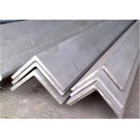 Quality Small Structural Steel Sections Galvanized Steel Equal Angle Hot Rolled Q235 for sale