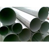 Quality Grade 201 Stainless Steel Welded Tube For Industry High Tensile Strength for sale