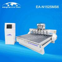Multi Spindle CNC Router for Mass Wood Carving Jobs for sale