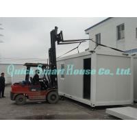 Quality Family Office Prefab Shipping Container Home With Galvanized Q235 Steel for sale