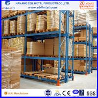 CE-Certificated High Loading Capacity Pallet Racking