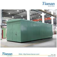 Buy 35kV High Voltage  Prefabricated /  Compact  / Combined Transformer Substation at wholesale prices
