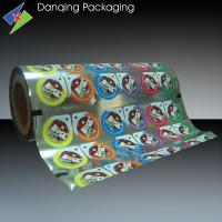 Quality Peelable PP / PE / PET Cup Sealing Film, Roll Stock,Lidding film for sale
