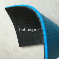 Quality Water Resistance Turf Pad Lawn Shock Pad Underlay Vertical Deformation Ball Rebounce for sale