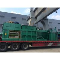 Quality Horizontal Plastic Baling Machine Hydraulic Semi - Auto HPM63 for sale