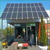 China Solar Panel Charge Battery 10KW On Grid Tied Solar Power Energy System Home Solar Panel System On Grid 10000W on sale