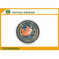 Quality Personalised Cute Little Golden Poker Chips For Traveling Souvenir for sale