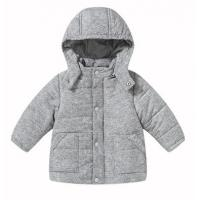 Quality High quality baby jacket warm wear coat infant hooded for sale